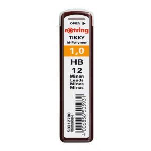 Mine za tehnični svinčnik ROTRING 1,0 HB