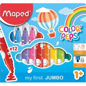 Flomasrti MAPED Color'peps Maxi, 12/1