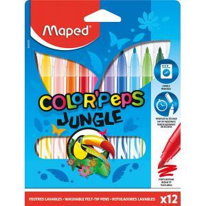 Flomastri MAPED Color'peps Jungle 12/1